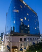 Façade Hotel Krystal Monterrey Monterrey