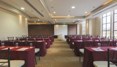 Salle de réunions Hotel Krystal Monterrey Monterrey