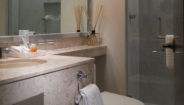 Salle de bains Hotel Krystal Monterrey Monterrey