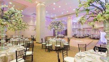 Banquet Hotel Krystal Monterrey Monterrey