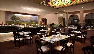 Restaurant Hotel Krystal Monterrey Monterrey
