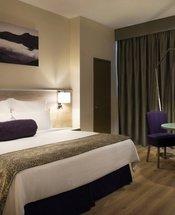 Chambre double Hotel Krystal Monterrey Monterrey