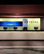 Accueil Hotel Krystal Monterrey Monterrey